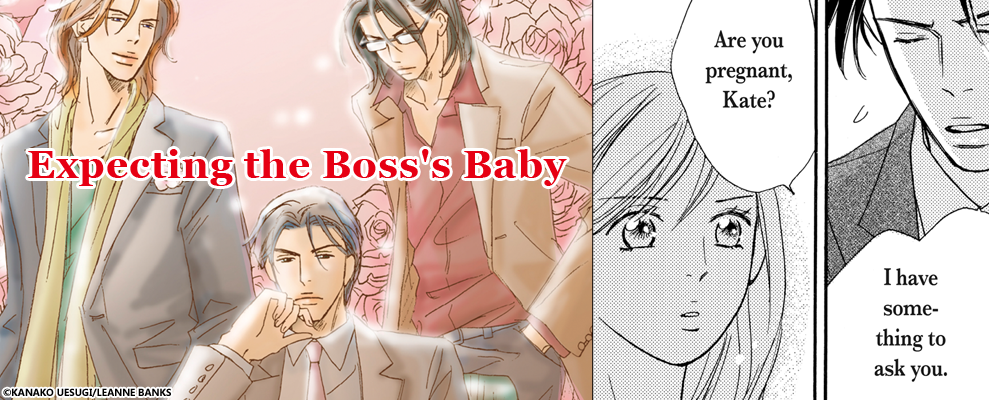 Expecting the Boss's Baby - Million Dollar Men I