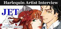 Harlequin Artist Interview: JET