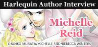 Harlequin Author Interview: Michelle Reid