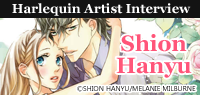Harlequin Artist Interview: Shion Hanyu