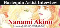 Harlequin Artist Interview: Nanami Akino