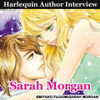 Sarah Morgan's Interview
