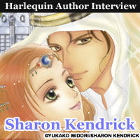 Sharon Kendrick's Interview