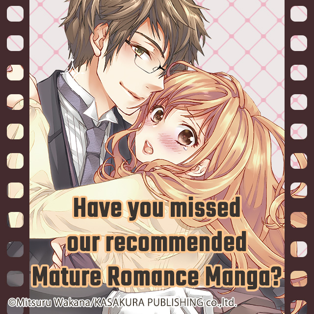 Have you missed our recommended Love Manga?