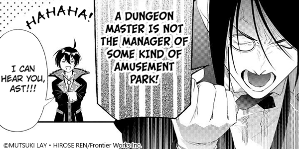 A Peaceful Dungeon Life
