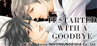 "Kei Kurosu leads the ordinary life of an office worker, but he's actually a vampire. Now and then, he feeds on the life essence of men with strong libidos. One day, he meets hotel owner Sho, who says to him, ""We meet at last..."""