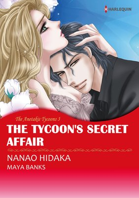 The Tycoon's Secret Affair The Anetakis Tycoons 3