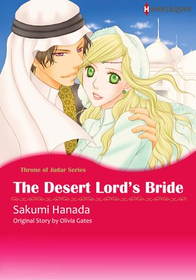 The Desert Lord's Bride - Throne Of Judar 2
