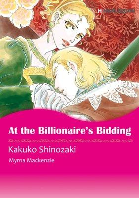 At the Billionaire's Bidding