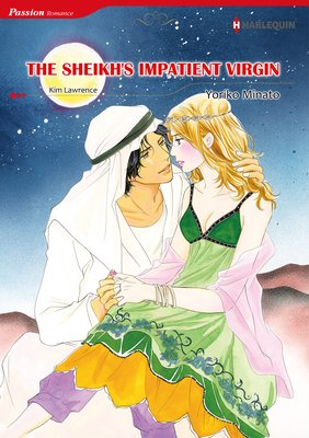 The Sheikh's Impatient Virgin