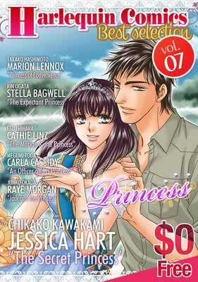 Harlequin Comics Best Selection Vol. 7