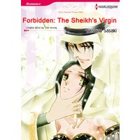 Forbidden: The Sheikh's Virgin Dark-Hearted Desert Men 3