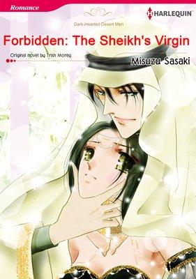 Forbidden: The Sheikh's Virgin Dark-Hearted Desert Men 3