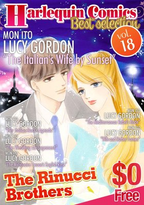 Harlequin Comics Best Selection Vol. 18