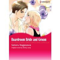 Boardroom Bride and Groom