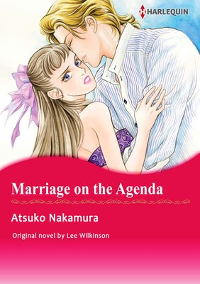 Marriage on the Agenda