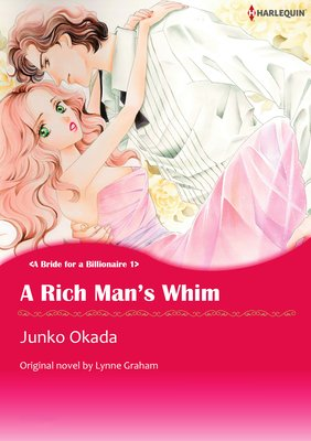 A Rich Man's Whim A Bride for a Billionaire I