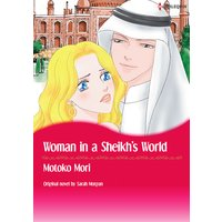 WOMAN IN A SHEIKH'S WORLD
