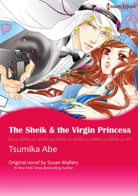 The Sheik & The Virgin Princess Desert Rogues II