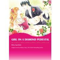 GIRL ON A DIAMOND PEDESTAL