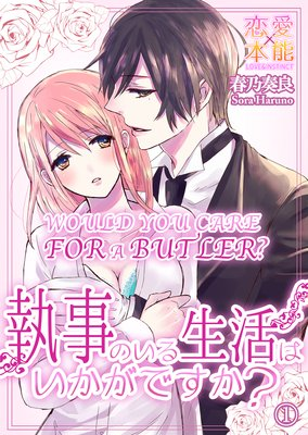 Would You Care For a Butler?