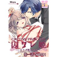 Captive Princess -A Contract for Her Body-