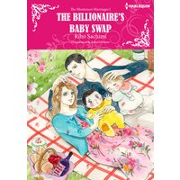 The Billionaire's Baby Swap The Montanari Marriages I