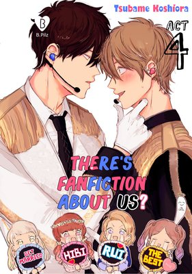 There's Fanfiction About Us? (4)