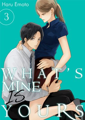 What's Mine Is Yours (3)