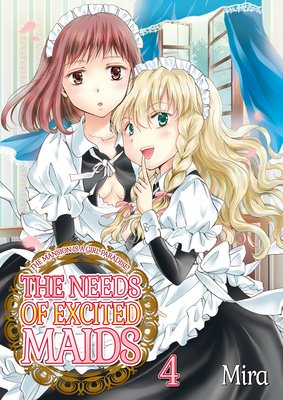 The Needs of Excited Maids -The Mansion Is a Girl Paradise!- (4)