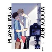 Play-biting a Moody Boy