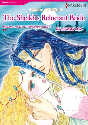 [Sold by Chapter]The Sheikh's Reluctant Bride Vol.8 Brothers of Bha'Khar 1