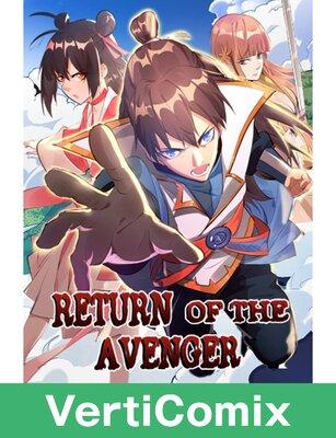 Return of the Avenger [VertiComix]
