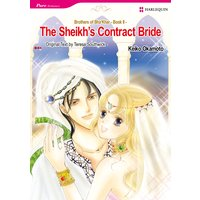 The Sheikh's Contract Bride Brothers of Bha'khar II