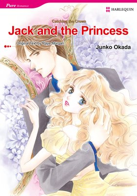 Jack and the Princess Catching the Crown