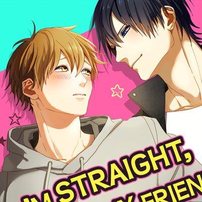 I'm Straight, But My Friend Gets Me Hard [VertiComix]
