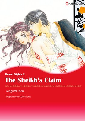 The Sheikh's Claim Desert Nights 2