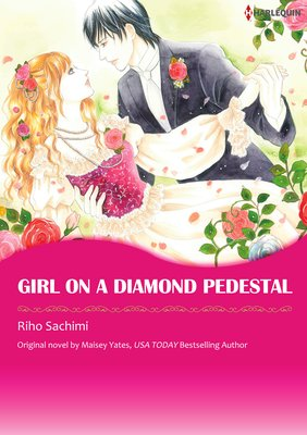 Girl on a Diamond Pedestal