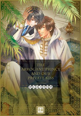 The Arrogant Prince and Our Private Kiss (Special Edition)