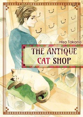The Antique Cat Shop